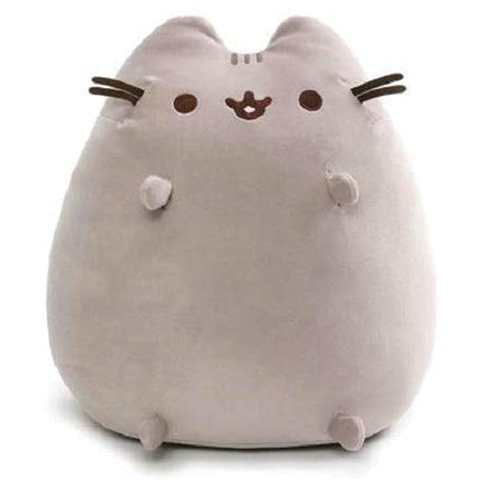 "Pusheen Squisheen 15"" Sitting Plush"