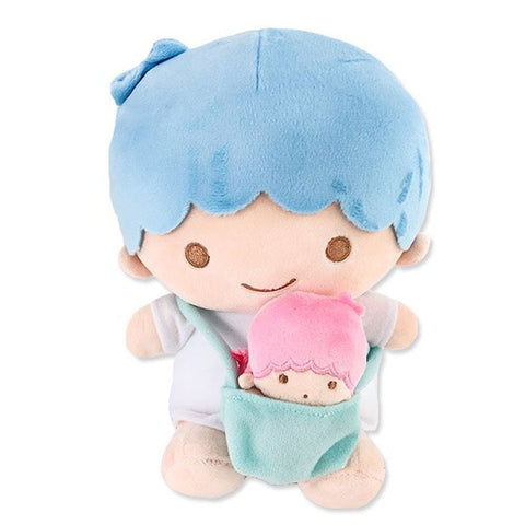 "Kiki Carrying Mini Doll in Bag 8"" Plush"