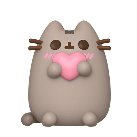 POP Pusheen with Heart
