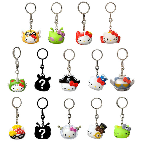 kidrobot x Hello Kitty Time to Shine Keychain Blind Box