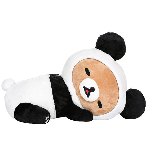 Rilakkuma Panda Sleeping Plush