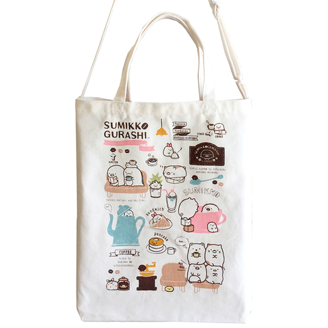 Sumikko Gurashi Cafe 2-Way Tote