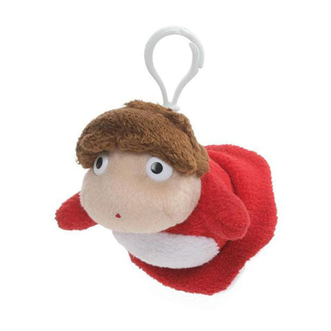 Ponyo Plush Backpack Clip