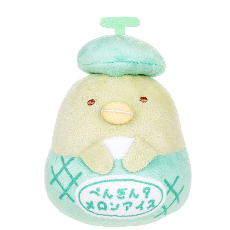 Penguin? Melon Ice Plush