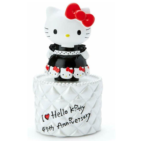 I Love Hello Kitty 45th Anniversary Ceramic Jewelry Case
