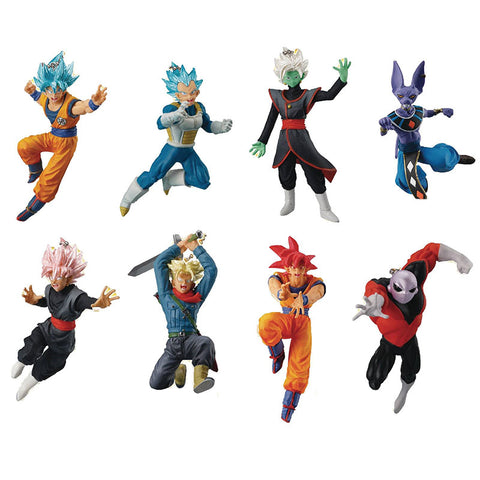 Dragon Ball Z Buildable Keychain Series 1