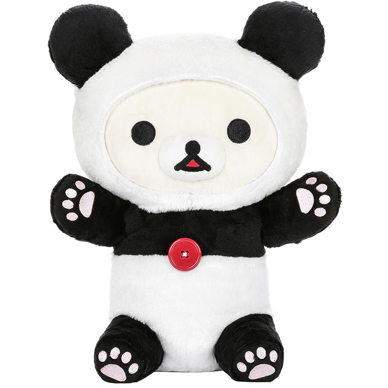 Korilakkuma Panda Saying Hi Plush