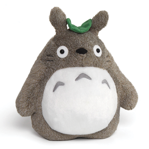 Totoro 30th Anniversary Leaf Plush