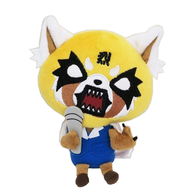 Aggretsuko Karaoke Small Plush