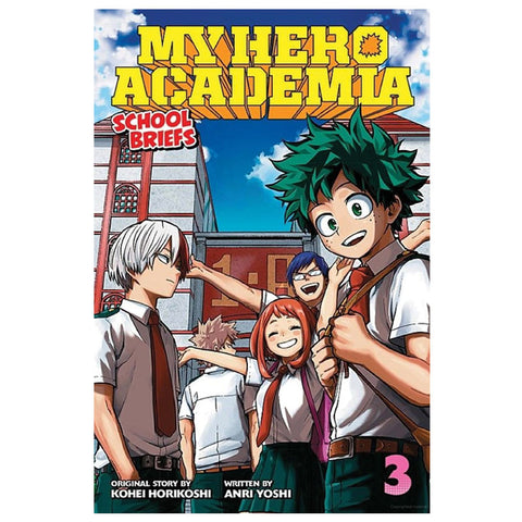 My Hero Academia School Briefs Vol. 3