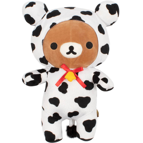 Rilakkuma Medium Cow Plush