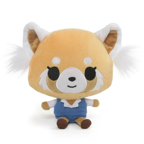 "Aggretsuko Happy 7"" Plush"