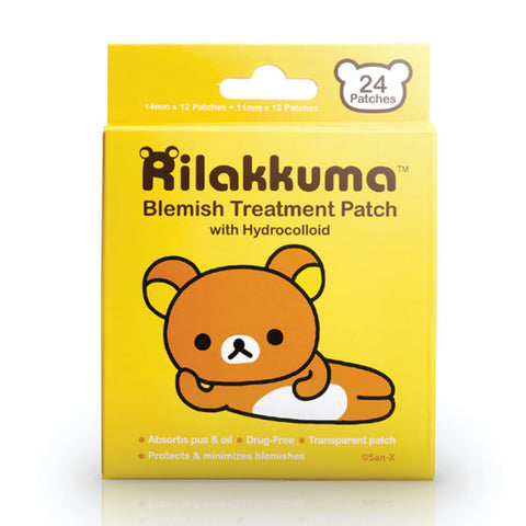 Rilakkuma Blemish Treatment Patch