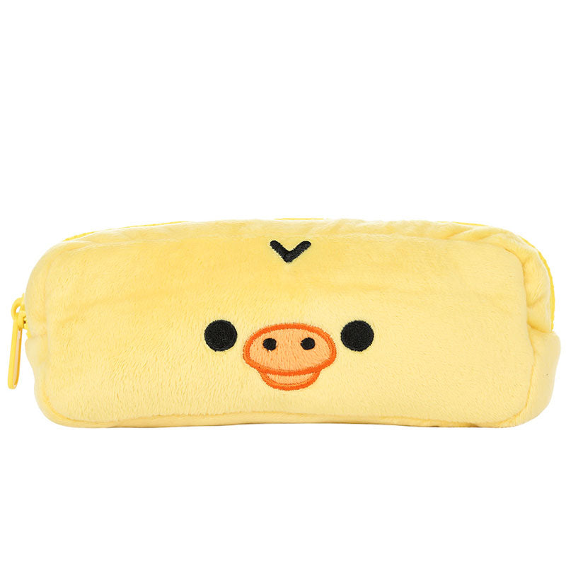 Kiiroitori Face Pencil Pouch