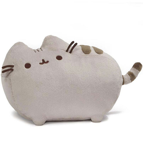 Large Pusheen Grey Plush
