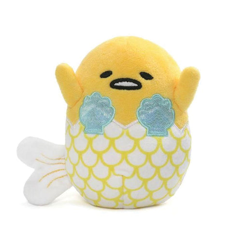 "Gudetama Mermaid 5"" Plush"