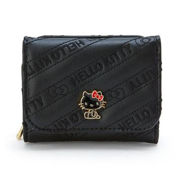 Hello Kitty Black Foldable Wallet