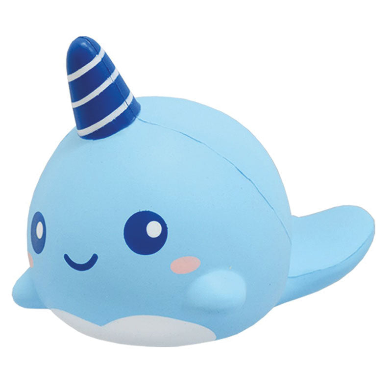 Billie Whale Squishy