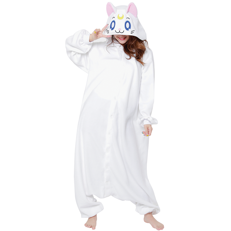 Artemis Sailor Moon Kigurumi