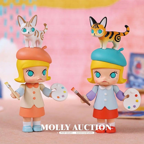 Molly Auction Blind Box