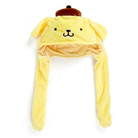 Pom Pom Purin Plush Action Cap