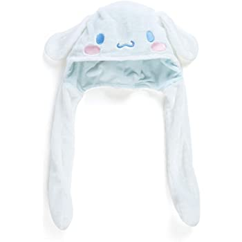 Cinnamoroll Plush Action Cap