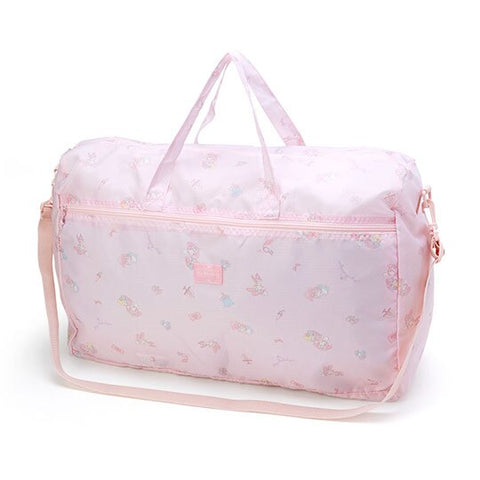 My Melody Travel Pink Overnight Bag