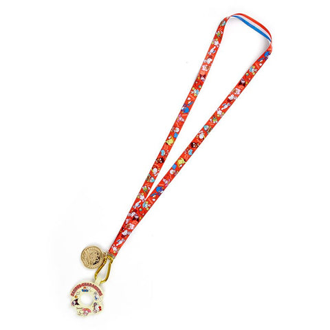 Sanrio Characters Sports Medal Lanyard Bottle Holder