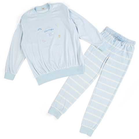 Cinnamoroll Stripe Pants Roomwear Set