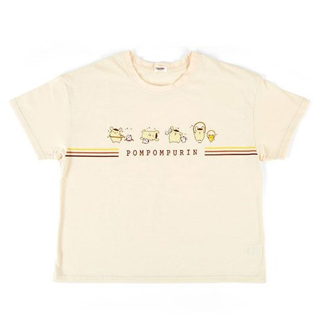 Pom Pom Purin Exercise Tee