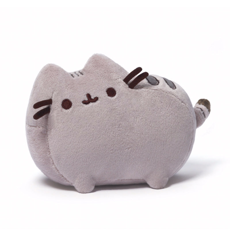 Small Pusheen Grey Plush