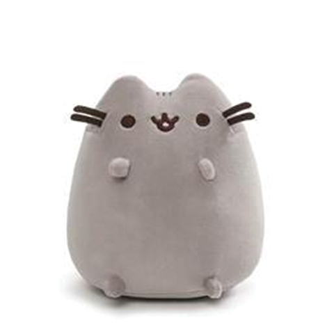 "Pusheen Squisheen 6"" Sitting Plush"