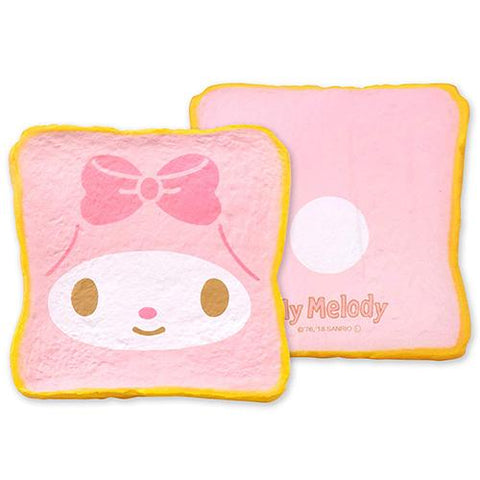 My Melody Milk Toast Squishy