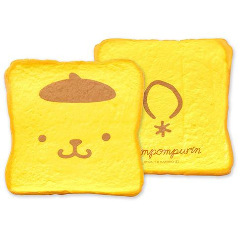 Pom Pom Purin Milk Toast Squishy