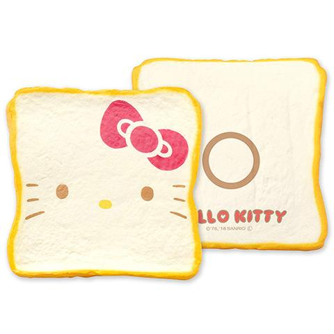 Hello Kitty Milk Toast Squishy