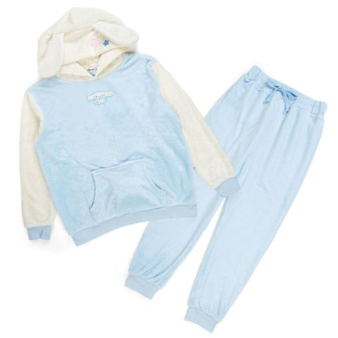Cinnamoroll Velour Hooded Roomwear Set
