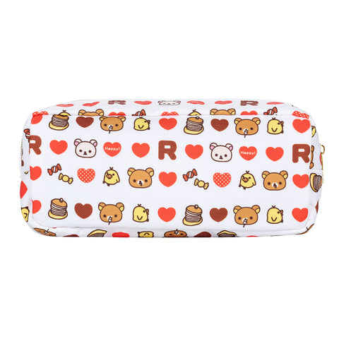 Rilakkuma Loves Pancakes Pencil Pouch