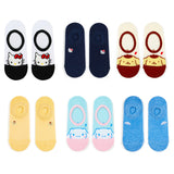 Sanrio Adult Invisible Foot Cover Socks