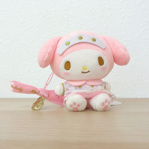 My Melody Cafe Mascot Plush Charm