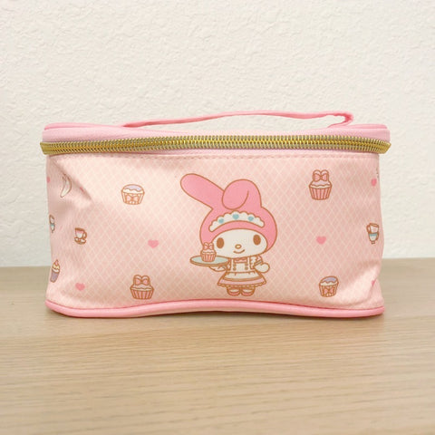 My Melody Cafe Cosmetic Pouch
