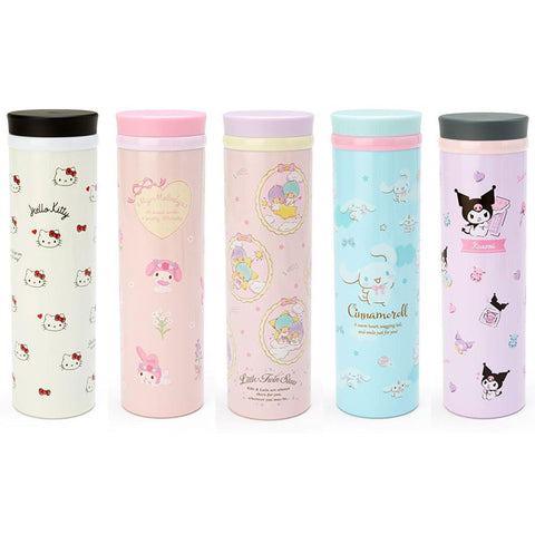 Sanrio Character 460ml Stainless Steel Bottle