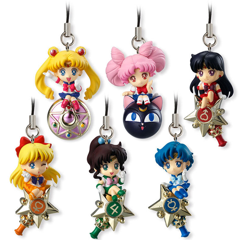 Sailor Moon Twinkle Dolly Charm Vol. 1