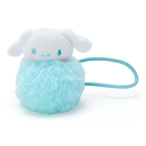 Cinnamoroll Pom Pom Ponytail Holder