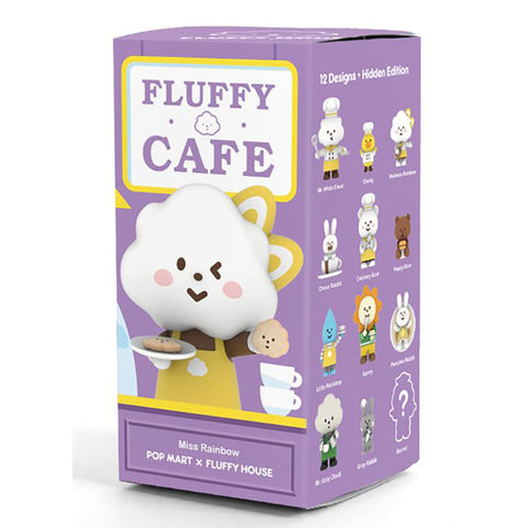 Fluffy Cafe Series 3 Blind Box