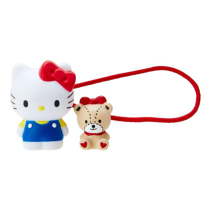 Hello Kitty Friendship Ponytail Holder