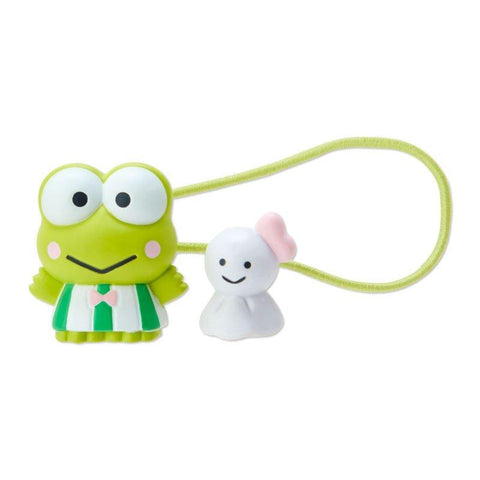 Keroppi Friendship Ponytail Holder