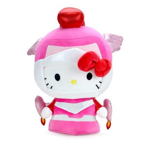 Hello Kitty Kaiju Mechazoar Sakura Plush
