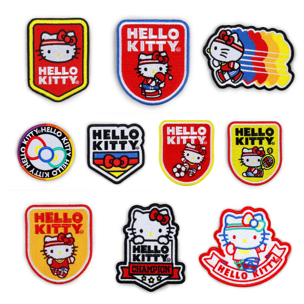 kidrobot x Hello Kitty Sports Patch Blind Bag