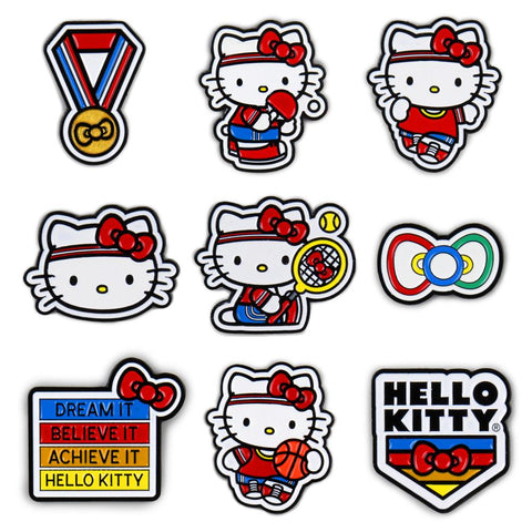 kidrobot x Hello Kitty Sports Pin Blind Box