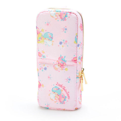Little Twin Stars Flowers Tatemo Pen Pouch